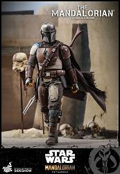 Star Wars: The Mandalorian - The Mandalorian 1:6 Scale Figure
