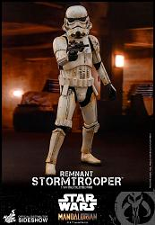 Star Wars: The Mandalorian - Remnant Stormtrooper 1:6 Scale Figu