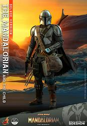 Star Wars: The Mandalorian - Deluxe The Mandalorian and The Chil