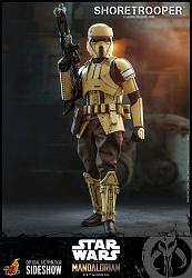 Star Wars: The Mandalorian - Shoretrooper 1:6 Scale Figure