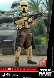 Star Wars: Rogue One - Shoretrooper Squad Leader 1:6 Scale Figur
