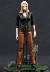 Reunion Season 2 Darla Action Figure from Angel