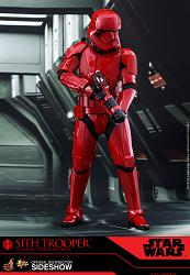 Sith Trooper Sixth Scale Figure by Hot Toys The Rise of Skywalke