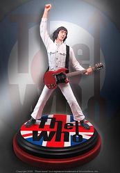 Rock Iconz: Pete Townsend (The Who) Statue