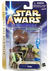 Star Wars Yoda Battle of Geonosis