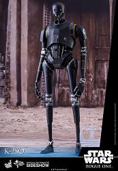 Star Wars Rogue One Movie Masterpiece Actionfigur 1/6 K-2SO 36 c