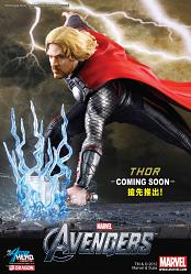 1/9 Avengers: Thor (Pre-Painted Kit)