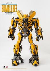 Transformers: The Last Knight - DLX Bumblebee 8.5 inch Action Fi