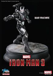 1/9 Iron Man 3: War Machine (Pre-Painted Kit)
