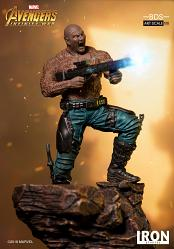 Marvel: Avengers Infinity War - Drax 1:10 Scale Statue