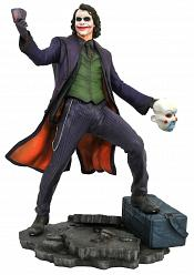 DC Comics Gallery: Batman - Dark Knight Movie Joker PVC Figure