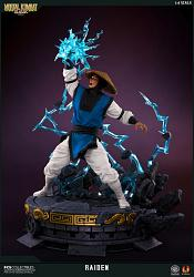 Mortal Kombat: Legacy Kollection - Raiden 1:4 Scale Statue