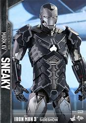 Iron Man 3 Movie Masterpiece Actionfigur 1/6 Iron Man Mark XV Sn
