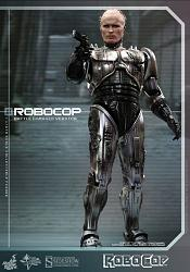 RoboCop Movie Masterpiece Actionfigur 1/6 RoboCop Battle Damaged