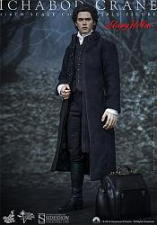 Sleepy Hollow Movie Masterpiece Actionfigur 1/6 Ichabod Crane 30