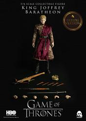 Game of Thrones: Deluxe King Joffrey Baratheon 1:6 Scale Action