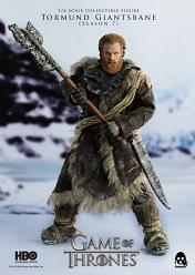 Game of Thrones: Season 7 - Tormund Giantsbane 1:6 Scale Figure