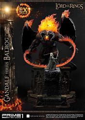 LOTR GANDALF VS BALROG EXC