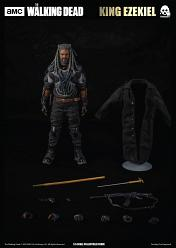 THE WALKING DEAD 12INCH KING EZEKIEL AF
