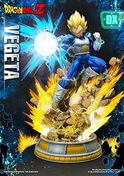 DRAGON BALL Z SS VEGETA DELUXE STATUE