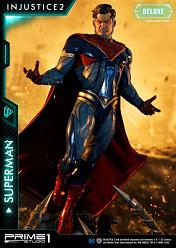 DC Comics: Injustice 2 - Deluxe Superman Statue