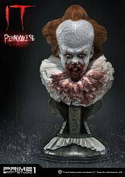 IT: Pennywise Surprised 1:2 Scale Bust IT: Pennywise Surprised 1