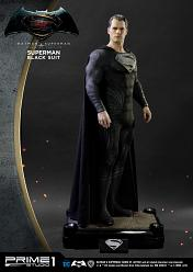 DC Comics: Batman vs Superman - Superman Black Suit 1:2 Scale St