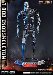 The Terminator: Exclusive T-800 Endoskeleton 1:2 Scale Statue