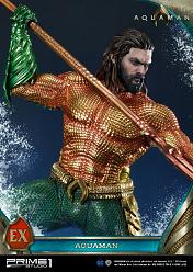 DC Comics: Aquaman Movie - Exclusive Aquaman Statue