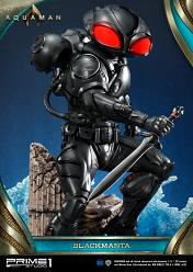 DC Comics: Aquaman Movie - Black Manta 1:3 Scale Statue