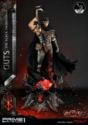 Berserk: Deluxe Guts the Black Swordsman 1:3 Scale Statue