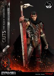 Berserk: Deluxe Guts the Black Swordsman 1:3 Scale StatueBerserk