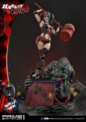 DC Comics: Suicide Squad - Harley Quinn Statue with LED light