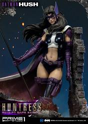 DC Comics: Batman Hush - Huntress Sculpt Cape Edition Statue