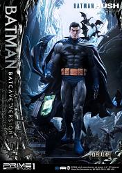 DC Comics: Batman Hush - Deluxe Batcave Batman Statue