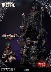 DC Comics: Dark Nights Metal - Deluxe Batman Who Laughs Statue