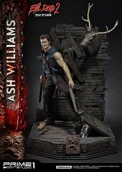 Evil Dead 2: Dead by Dawn - Ash Williams 1:3 Scale Statue