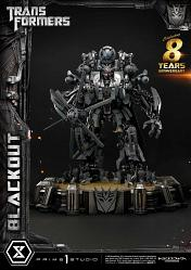 Transformers: Transformers Movie - Blackout Statue