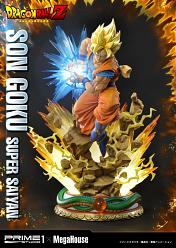 Dragon Ball Z: Super Saiyan Goku 25 inch Statue
