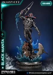 DC Comics: Injustice 2 - Exclusive Black Manta 1:4 Scale Statue