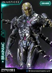 DC Comics: Injustice 2 - Exclusive Brainiac 30 inch Statue