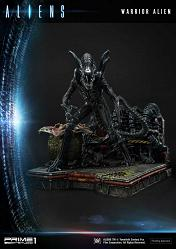 Aliens: Warrior Alien 26 inch Diorama