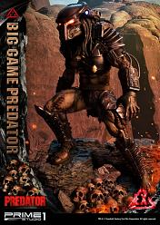 Predator Comics: Exclusive Big Game Predator Statue