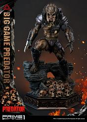 Predator Comics: Big Game Predator Statue