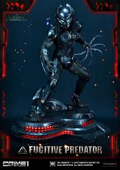 The Predator: Fugitive Predator 1:4 Scale Statue