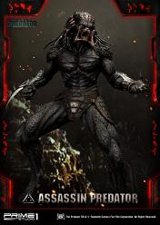 The Predator 2018: Assassin Predator 1:4 Scale Statue