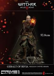 The Witcher 3: Geralt of Rivia Skellige Undvik Armor 1:4 Scale S