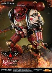Warhammer 40.000: Dawn of War 3 - Space Marine Blood Raven Statu