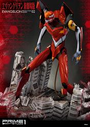 Neon Genesis Evangelion: EVA Production Model-02 Statue
