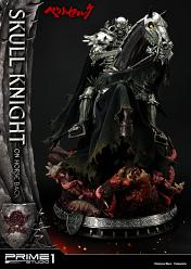 Berserk: Skull Knight on Horseback Statue